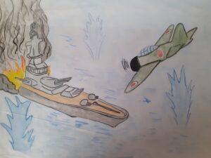 Рисунок о Победе